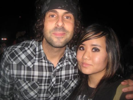 Me and Tony Palermo by NeverShoutNeverLover