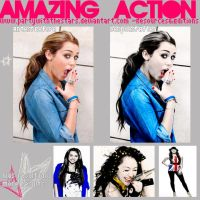 Amazing Action by PartyWithTheStars