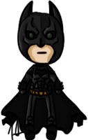 Batman Begins - Batman by shrimp-pops