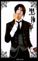 Cooking - Black Butler by denthui