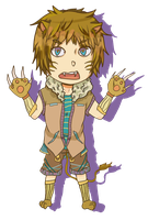 Lion-kun ADOPTABLE: [CLOSED] by Terie-chan