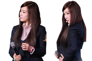 Render TIFFANY SNSD - Cut By Les by yenlonloilop7c