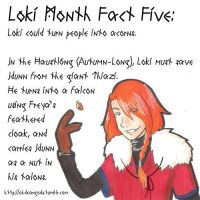 Loki Fact Five by Rei-Yami-Hikari