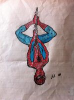 Spidey by jpsimpson81