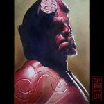 Hellboy Toplight by Nis-Staack