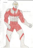 G Reborn ULTRAMAN by KingShisa08