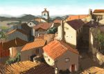 rooftops by nobagpipes
