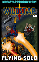 Wildstar no 1 mock cover by Joe-Singleton