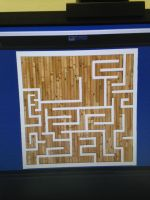 Maze for Final Project (So Far) by totochan93