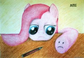 Little Pinkamena by Ponystarpony