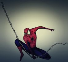 Web-Swinging by Omatarox