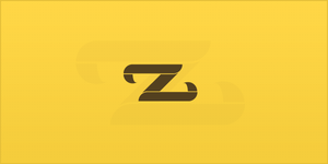 'Z' Logo Mockup by Chriox