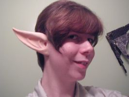 New Large Elf ears by Monoyasha