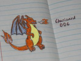 Charizard by beverly546