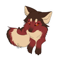 Chibi Fox by awkira
