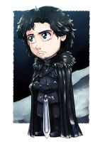 Jon Snow by LazyTurtle