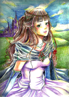 100 themes, Fairy Tale by manga-drawing-luver