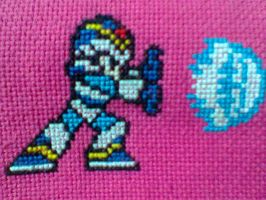 A Stitched Hadouken by IvyHyang