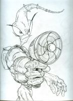 Earthworm Jim - Unfinished by Mike-Hill