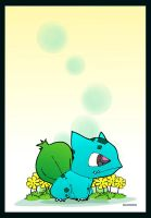 bulbasaur by tora28142