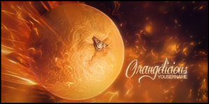 Orangelicious by rafdesigns