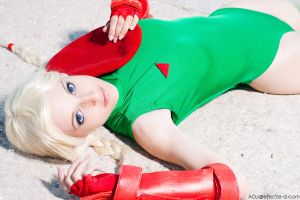 Cammy SF by ivettepuig