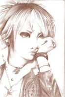 the GazettE ::Ruki:..Mi to Uta by Marimari13