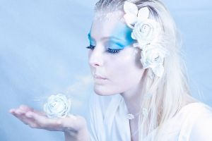 The Ice queen by Snusmumrik