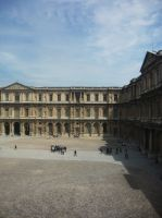 Louvre by Utopeless