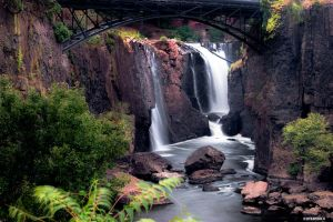 Great Falls by robmurdock