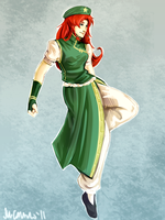 Hong Meiling by Rocul