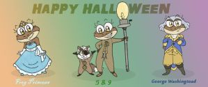 Happy Halloween 2009 by Mad-But-Happy