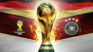 Germany Wons the World Cup Wallpaper HD by sanbrons