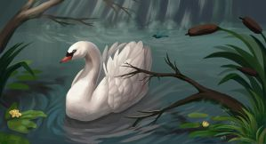 swan by Night-Owl-23