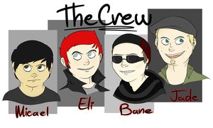 The Crew by ROTT0N