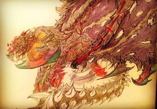 Dragon3 by BrainEater0