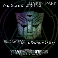 Linkin Park-Iridescent Poster by Silvereye12