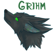 grihm painting bust by catfarts