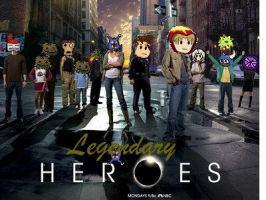 Legendary Heroes XP by GromHellfire
