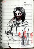Jeff the Killer by BlazeHart96
