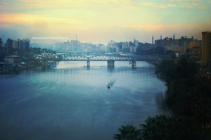Mansoura by Ahmedoow