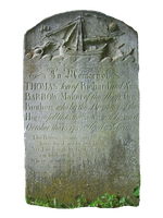 18th Century Headstone PNG by chaseandlinda