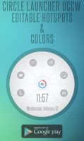 Circle Launcher Android UCCW SKIN by 8168055