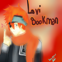 Lavi Bookman -poof- by K01NU