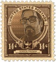 Half Life Stamp by AntRid