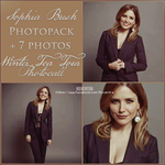Sophia Bush Winter TCA Photocall Photopack by N0xentra