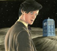 Eleventh Doctor by Marc137