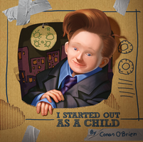 Kid Conan by WesTalbott