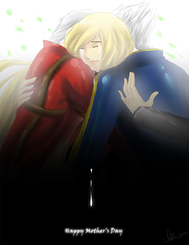 .Her Embrace. by ShootingStar03