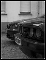 Old and New BMW's by libidum-extasy